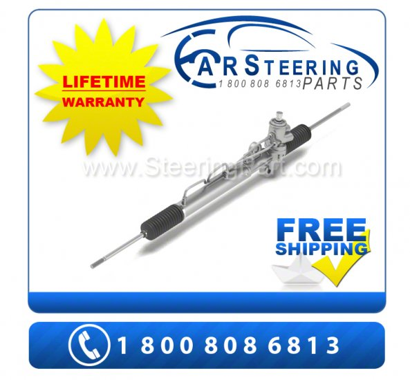 2002 Hyundai Elantra Power Steering Rack and Pinion