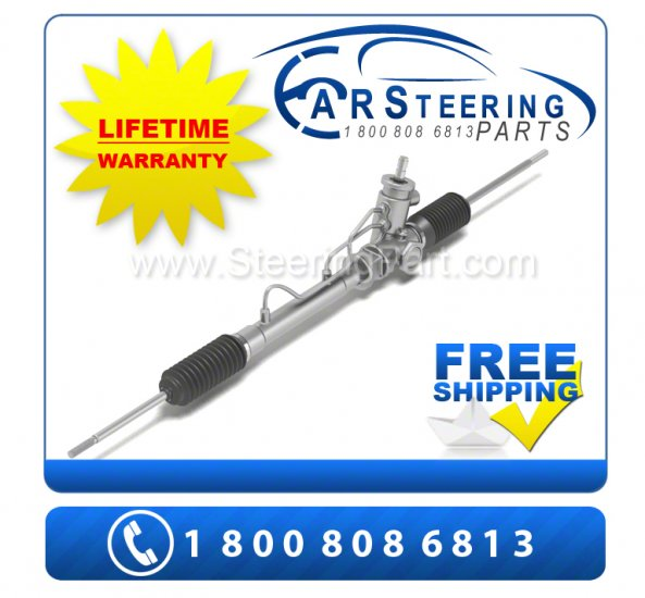 1991 Toyota Corolla Power Steering Rack and Pinion