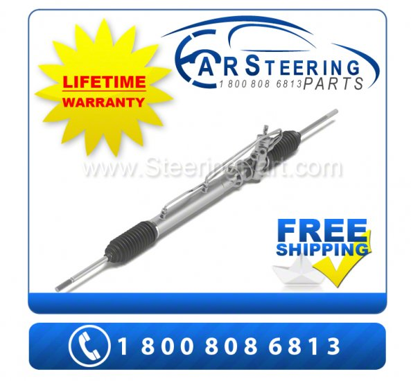 1999 Nissan Sentra Power Steering Rack and Pinion