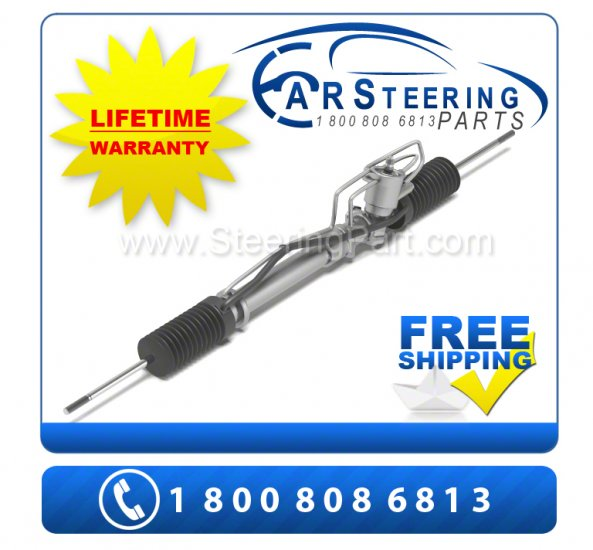 1984 Nissan Stanza Power Steering Rack and Pinion