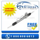 2002 Nissan Sentra Power Steering Rack and Pinion
