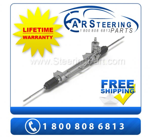 1989 Ford Escort Power Steering Rack and Pinion