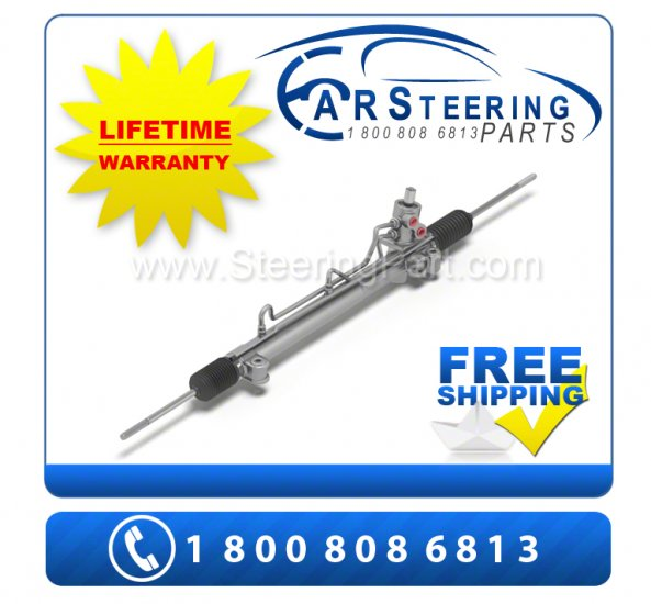 2007 Saturn Aura Power Steering Rack and Pinion