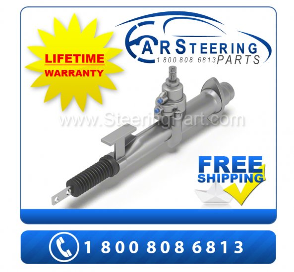 1983 Audi 4000 Power Steering Rack and Pinion