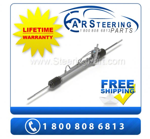 1992 Geo Prizm Power Steering Rack and Pinion