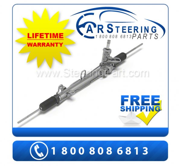 2004 Bmw 545I Power Steering Rack and Pinion