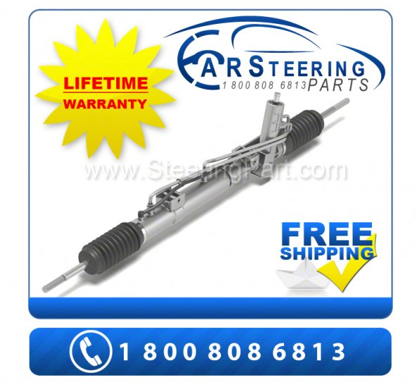 1997 Bmw Z3 Power Steering Rack and Pinion