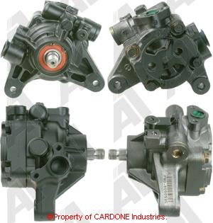 2008 Acura TSX Power Steering Pump