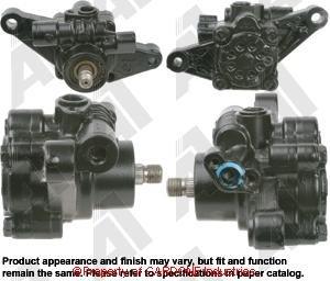 2000 Acura RL Power Steering Pump