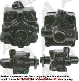 1990 Audi Coupe Quattro Power Steering Pump