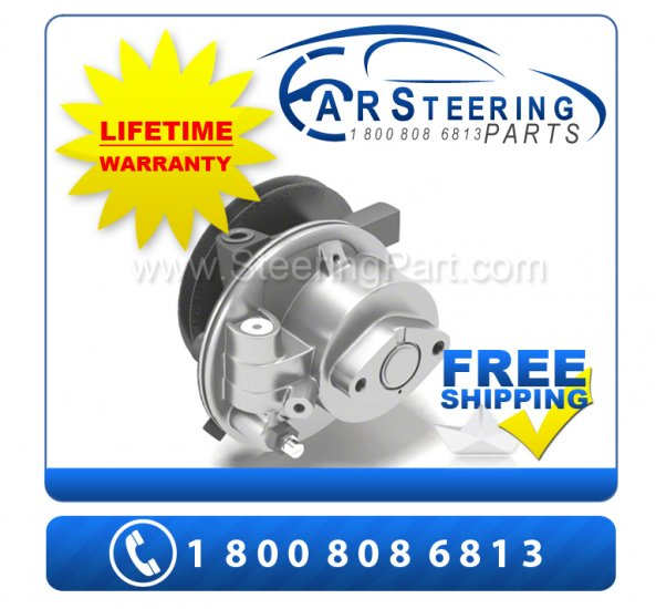2008 BMW 550i Power Steering Pump