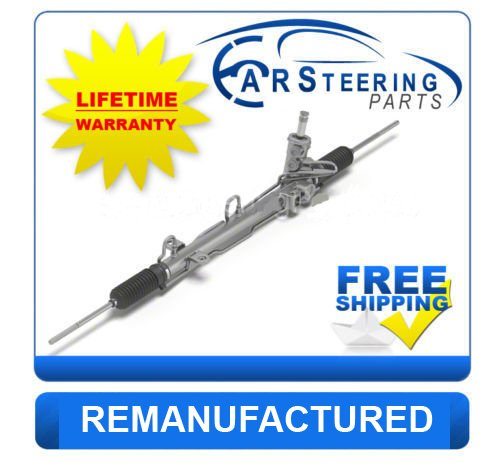 1986 Mazda 626 Steering Rack and Pinion