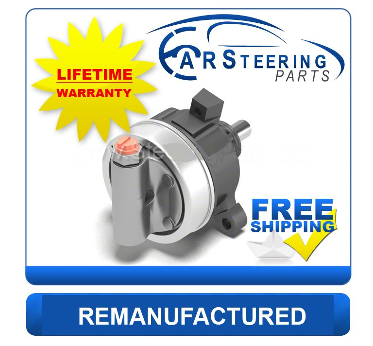 2004 Land Rover Freelander Power Steering Pump