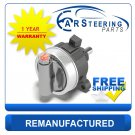 2002 Isuzu Rodeo Sport Power Steering Pump