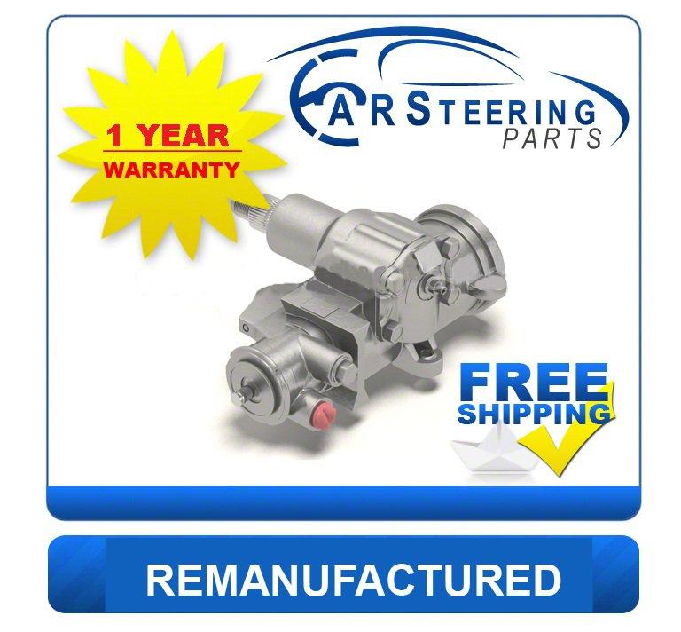95 GMC C2500 RWD Power Steering Gear Gearbox