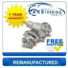 96 GMC K1500 RWD Sub Power Steering Gear Gearbox