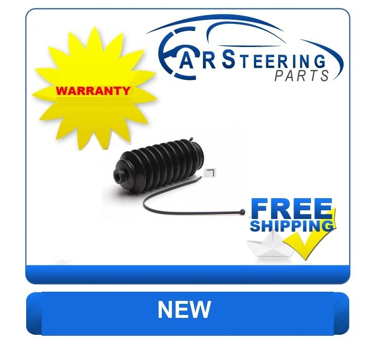 (2) Jaguar Power Steering Rack and Pinion Boot (2)