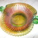 Antique Carnival Glass Dish-Northwood