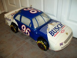 Nascar Busch Blowup