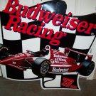 Budweiser Racing Formula 1 Sign