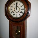 Schoolhouse Wall Clock