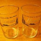 Hamm's Beer Glasses