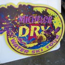 Anheuser-Busch Michelob Dry Advertising Metal Sign