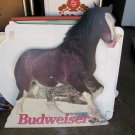 Anheuser-Busch Budweiser Clydesdale Advertising Sign