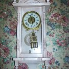 Antique Vienna RA Style Wall Clock