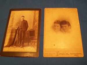 Vintage Antique Photo #12