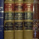 Bouvier's Law Dictionary. A Concise Encyclopedia of The Law