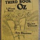 THIRD BOOK OF OZ Queer Visitors Baum Wogglebug 1986 1st