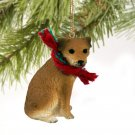 Border Terrier Christmas Ornament