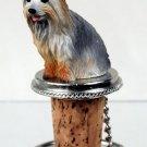 Silky Terrier  Bottle Stopper