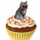 Cairn Terrier, Brindle Pupcake Trinket Box