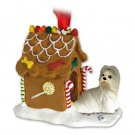 Shih Tzu, Mixed Ginger Bread House