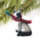 Siamese Christmas Ornament