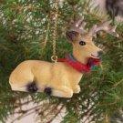 Deer, Buck Christmas Ornament
