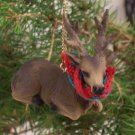 Elk, Bull Christmas Ornament