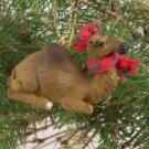 Camel, Dromedary Christmas Ornament