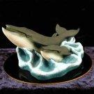 Finback Whale Figurine