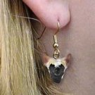 Chinese Crested Earrings Hanging