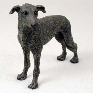 DF54C Greyhound, Brindle Standard Figurine