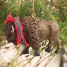 ATX17 Buffalo  Christmas Ornament