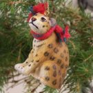 ATX60 Jaguar Christmas Ornament