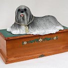 DFLS10A Lhasa Apso Gray My Dog Special Edition