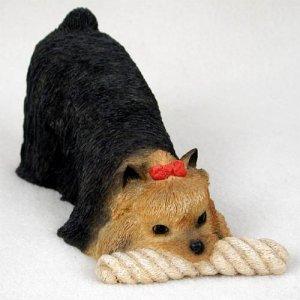 DFL04 Yorkshire Terrier My Dog Figurine