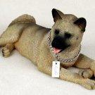 DFL55B Akita Fawn My Dog Figurine