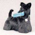 DFFL42 Scottish Terrier My Dog Fur Figurine