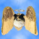 DHAM23B Collie, Tricolor Angel Magnet